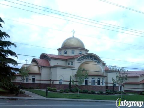 St George Antiochian Orthodox Church | 2101 NE 162nd Ave, Portland, OR, 97230 | +1 (503) 255-6055