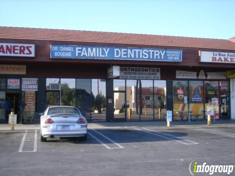 Dr. Daniel Boudaie Family Dentistry | 10933 Victory Blvd, North Hollywood, CA, 91606 | +1 (818) 509-1818