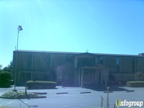 Saint Philomena Catholic Church | 1790 S 222nd St, Des Moines, WA, 98198 | +1 (206) 878-8709
