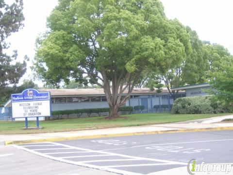 Madison Avenue Elementary School | 1615 E Madison Ave, El Cajon, CA, 92019 | +1 (619) 588-3077