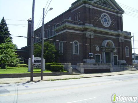 Saint Aloysius St Agatha School | 10932 Saint Clair Ave, Cleveland, OH, 44108 | +1 (216) 451-2050